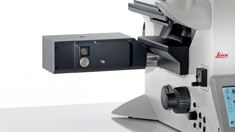 Inverted microscope DMi8 with WF FRAP module